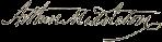 Arthur_Middleton_signature