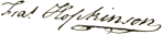 Francis_Hopkinson_signature