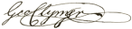George_Clymer_signature