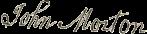 John_Morton_signature