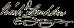 Richard_Stockton_signature