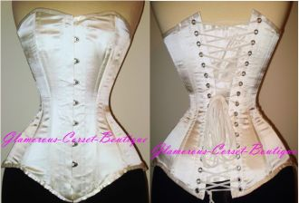 Buying an eBay Corset Part II: Historically Accurate and Off