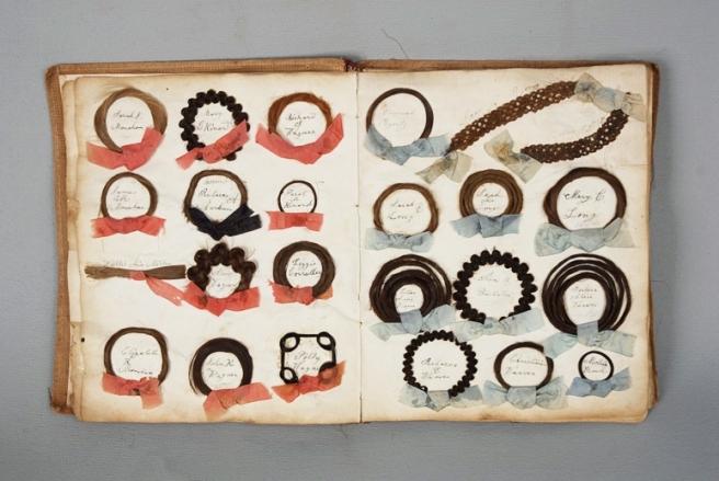 1854 hair