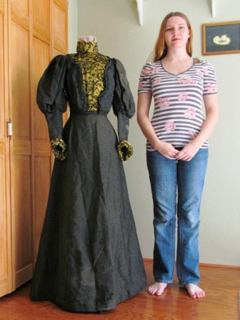 Dress Size Comparison