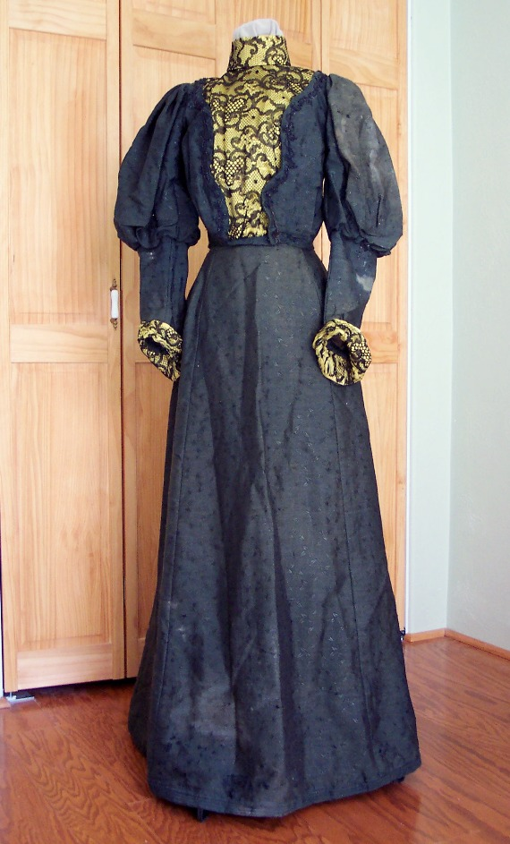 early Edwardian – The Pragmatic Costumer