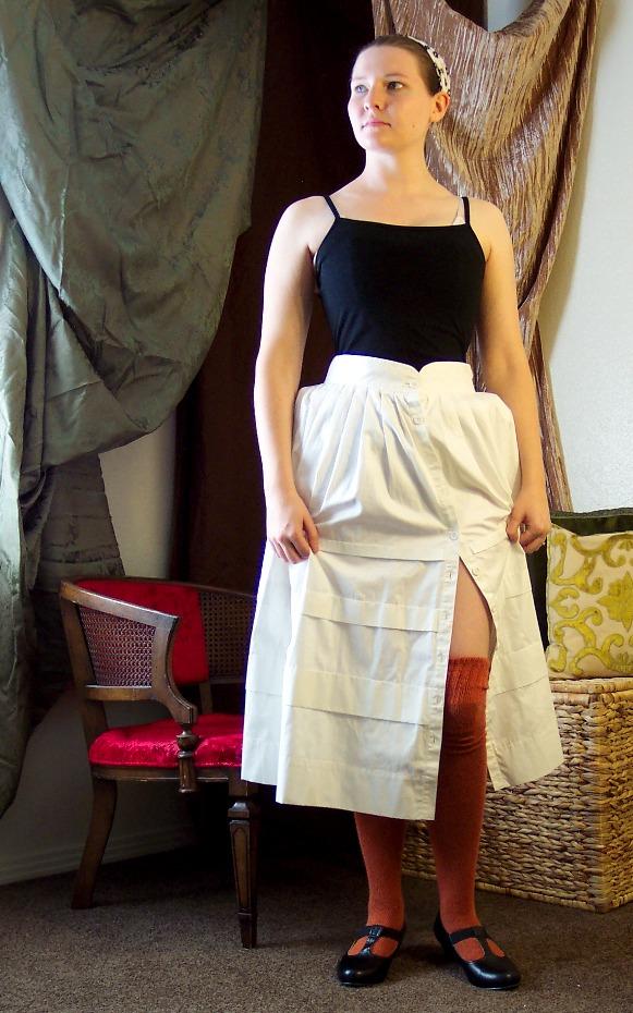 Coif The Pragmatic Costumer