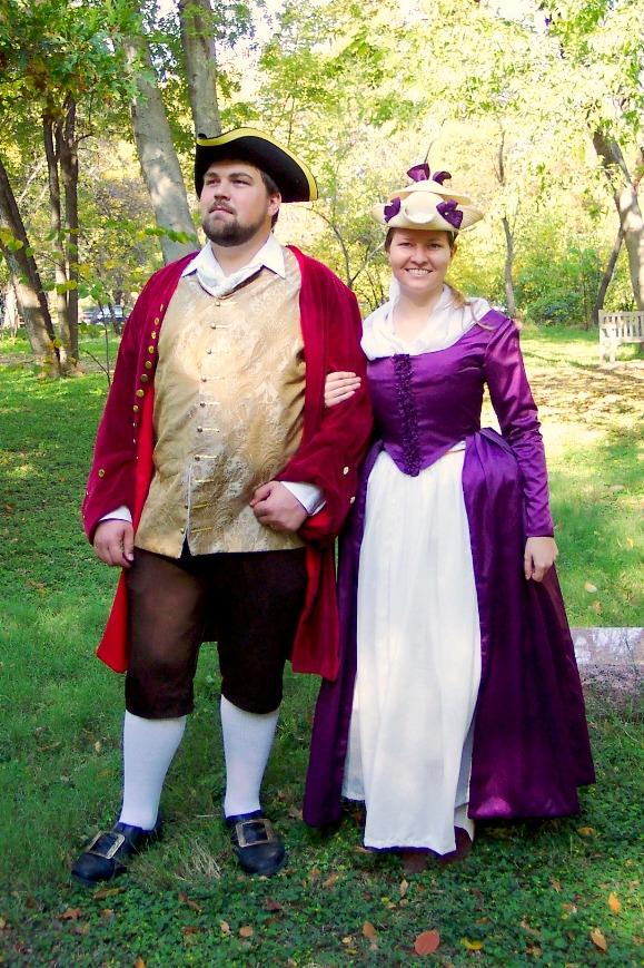 18th Century Picnic And My Accidental Royalist Robe Pas Cher The Pragmatic Costumer