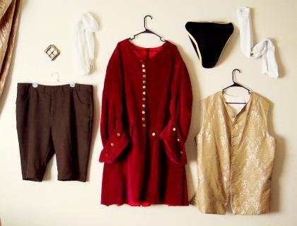 The Pragmatic Costumer
