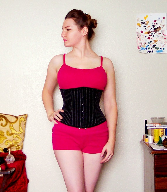 adf10113d56 Mrs. Mauve Undergarments  A Review of Orchard Corset s CS-411 – The ...