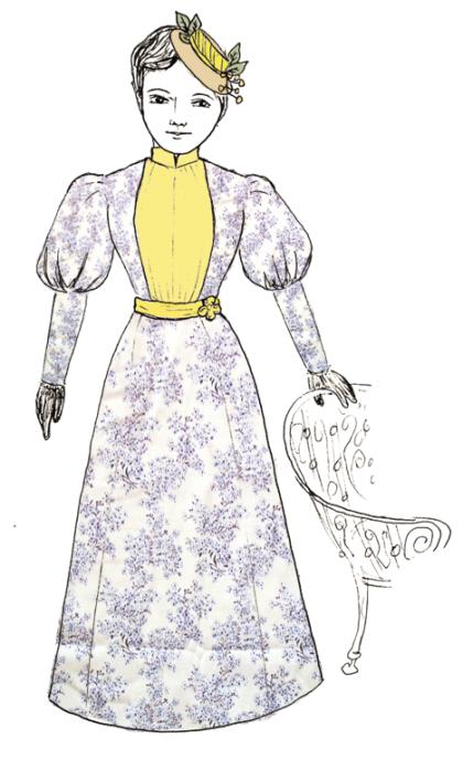 dressdesign_BlueChina