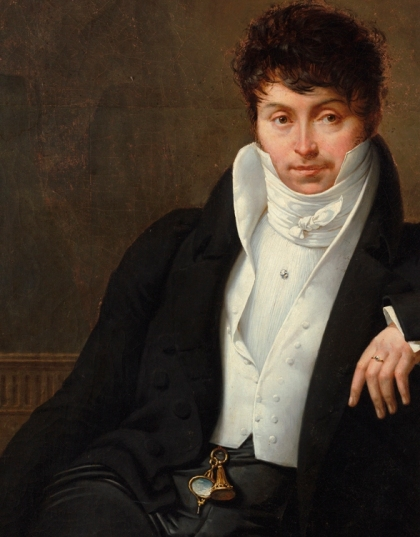 Portrait of Pierre-Jean-George Cabanis
