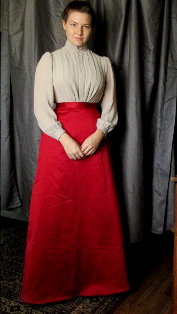 Old Fashioned Teacher Costume