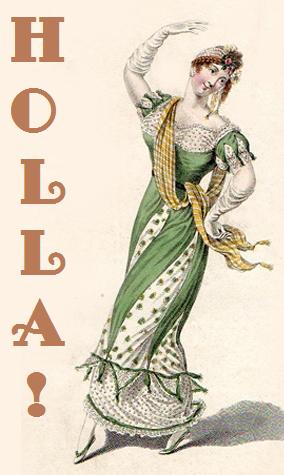 regency holla