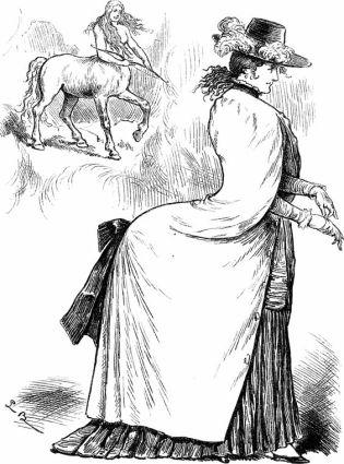 bustle centaur