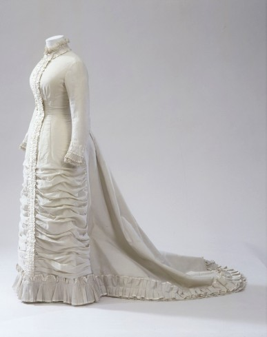 german wedding dress