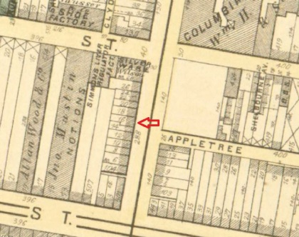 116 north 5th street philadelphia penn 1875