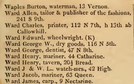 1837 phil bis directory ward dry goods