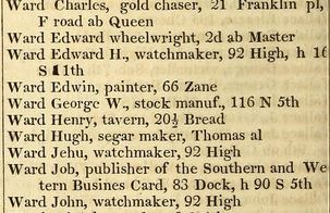 1839 phil bis directory ward stocks