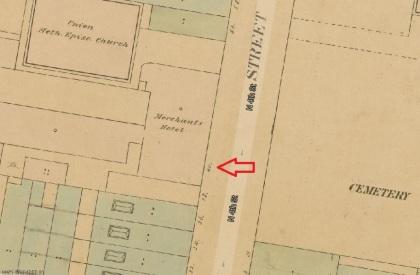 40 north fourth street 1858